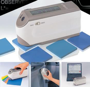 Cm 2500d 2600d Color Evaluation Color Matching Color Test