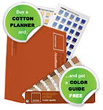 PANTONE COTTON PLANNER and Color Guide