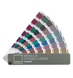 PANTONE METALLIC FORMULA GUIDE coated GG1207