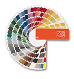 RAL Color Card:RAL-K7 COLOUR FAN